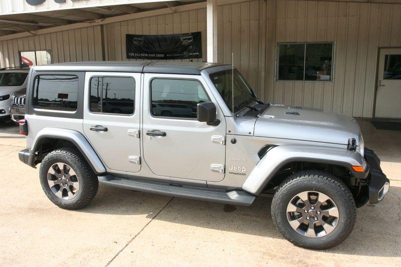 2018 Jeep All-New Wrangler Unlimited Sahara in Vernon Alabama