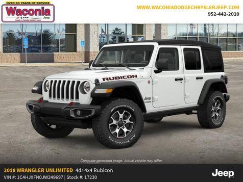2018 Jeep All-New Wrangler Unlimited Rubicon in Victoria, MN