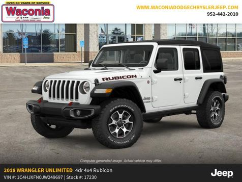 2018 Jeep All-New Wrangler Unlimited Rubicon in Victoria, MN