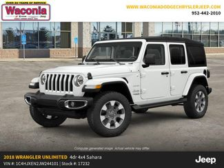 2018 Jeep All-New Wrangler Unlimited in Victoria, MN