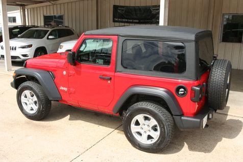 2018 Jeep All-New Wrangler Sport S in Vernon, Alabama