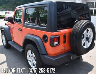2018 Jeep All-New Wrangler Sport S Waterbury, Connecticut 3