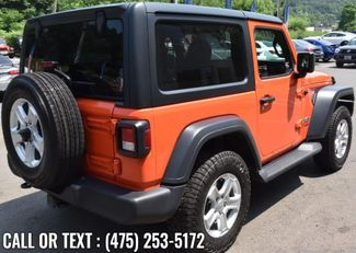 2018 Jeep All-New Wrangler Sport S Waterbury, Connecticut 5