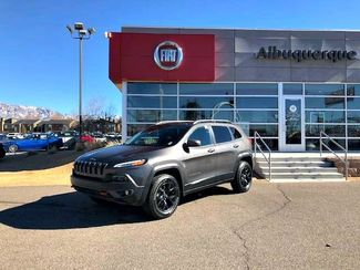 2018 Jeep Cherokee Trailhawk in Albuquerque, New Mexico 87109