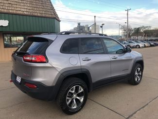 2018 Jeep Cherokee Trailhawk  city ND  Heiser Motors  in Dickinson, ND