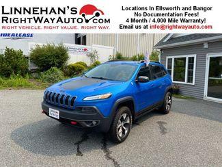 2018 Jeep Cherokee Trailhawk in Bangor, ME 04401