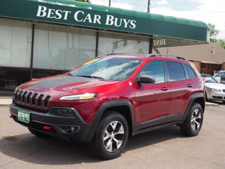 2018 Jeep Cherokee Trailhawk in Englewood, CO 80113