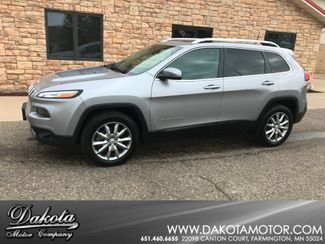 2018 Jeep Cherokee Limited Farmington, MN