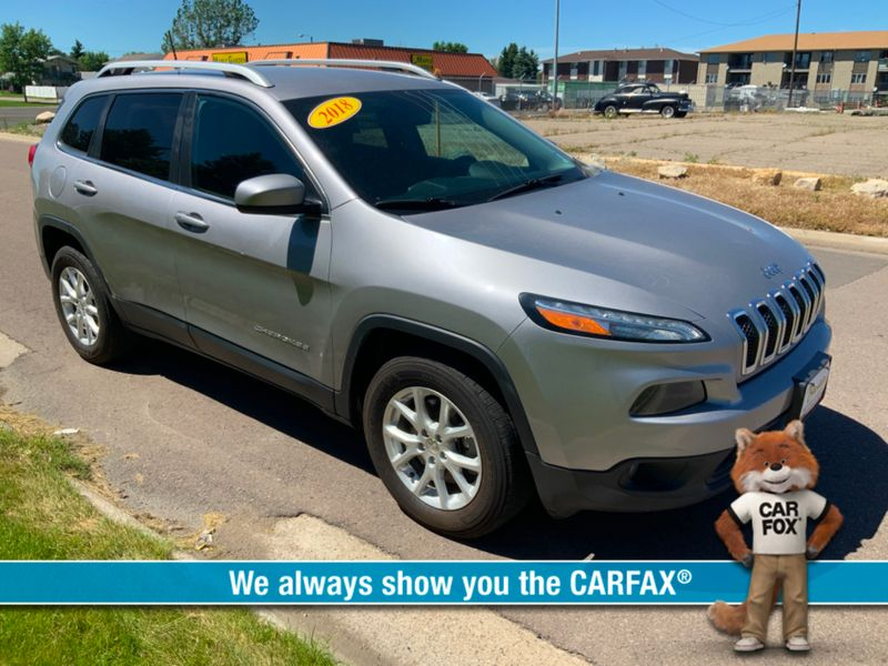 2018 Jeep Cherokee 4d SUV 4WD Latitude Plus V6  city MT  Bleskin Motor Company   in Great Falls, MT