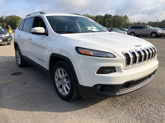 2018 Jeep Cherokee Latitude Plus Madison, NC 0