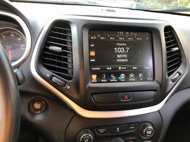 2018 Jeep Cherokee Latitude Plus Madison, NC 1