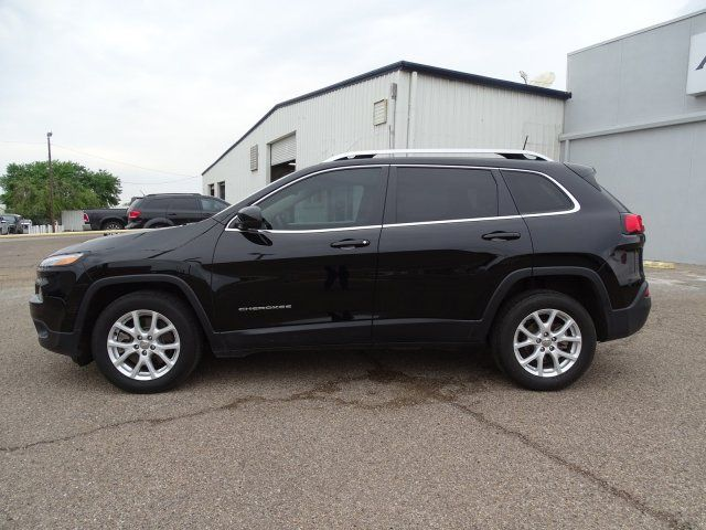 2018 Jeep Cherokee Latitude in Marble Falls, TX 78654
