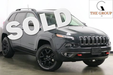 2018 Jeep Cherokee Trailhawk in Mooresville