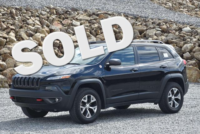 2018 Jeep Cherokee Trailhawk Naugatuck, Connecticut