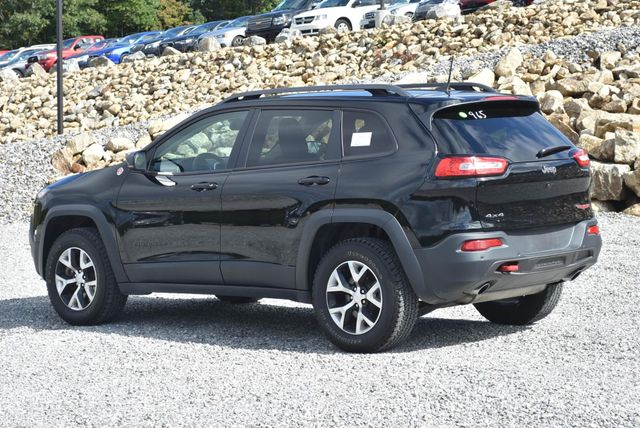 2018 Jeep Cherokee Trailhawk Naugatuck, Connecticut 2