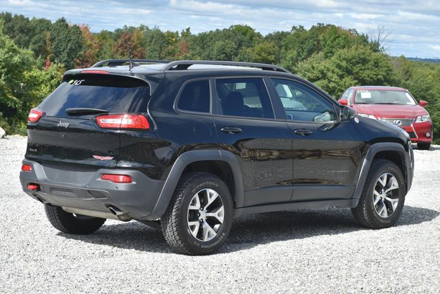 2018 Jeep Cherokee Trailhawk Naugatuck, Connecticut 4