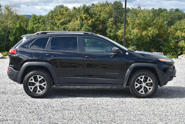 2018 Jeep Cherokee Trailhawk Naugatuck, Connecticut 5