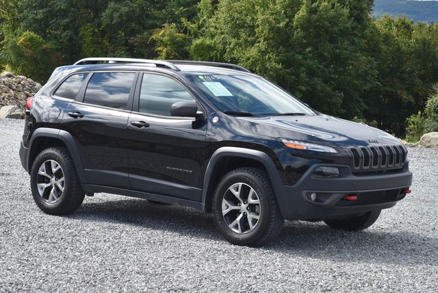2018 Jeep Cherokee Trailhawk Naugatuck, Connecticut 6