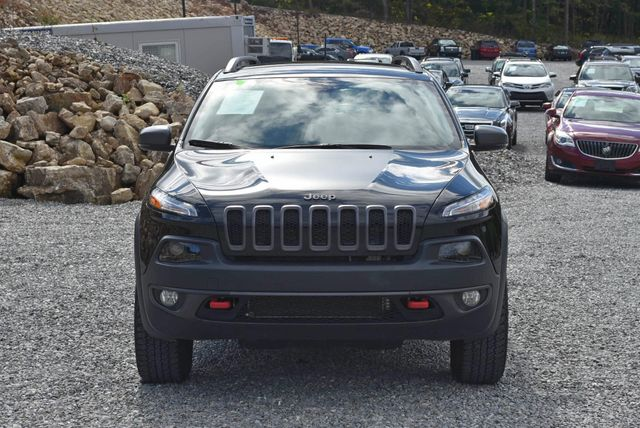 2018 Jeep Cherokee Trailhawk Naugatuck, Connecticut 7
