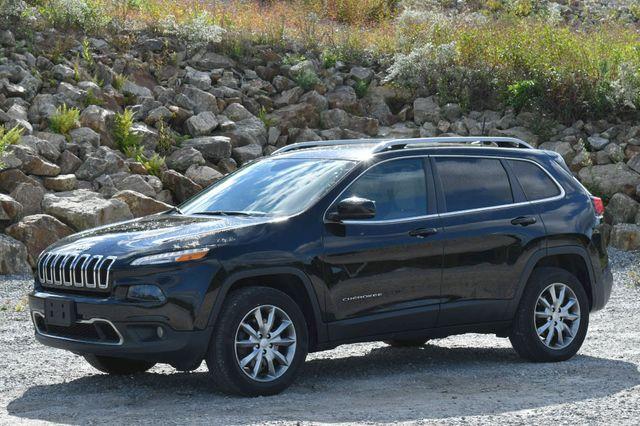 2018 Jeep Cherokee Limited Naugatuck, Connecticut 2