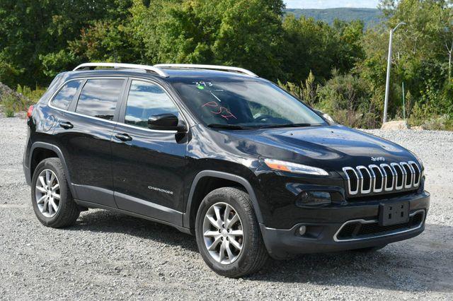 2018 Jeep Cherokee Limited Naugatuck, Connecticut 8