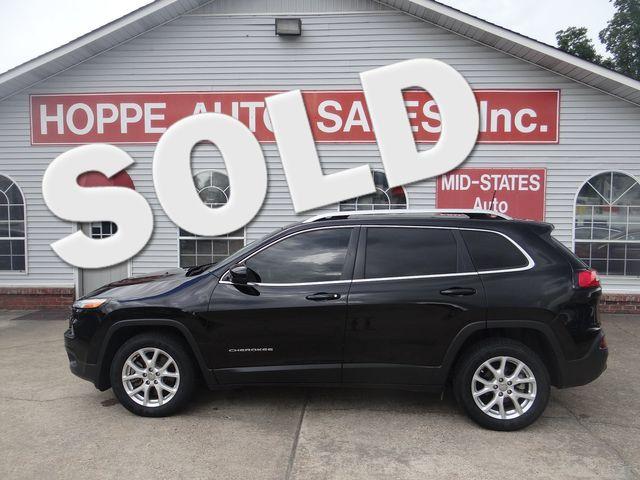 2018 Jeep Cherokee Latitude Plus | Paragould, Arkansas | Hoppe Auto Sales, Inc. in  Arkansas