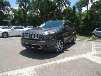 2018 Jeep Cherokee Limited SEFFNER, Florida