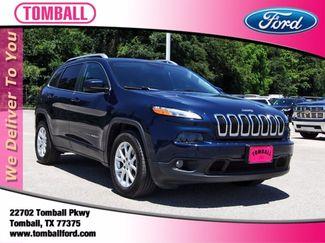 2018 Jeep Cherokee Latitude Plus in Tomball, TX 77375