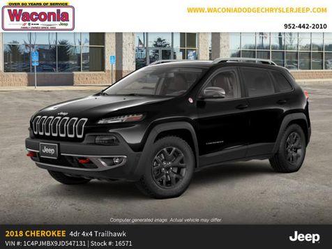 2018 Jeep Cherokee Trailhawk in Victoria, MN