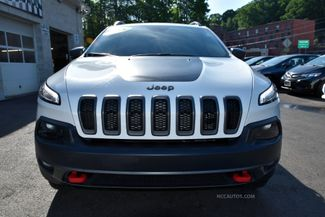 2018 Jeep Cherokee Trailhawk Waterbury, Connecticut 10