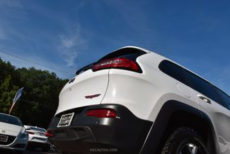 2018 Jeep Cherokee Trailhawk Waterbury, Connecticut 13