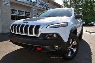 2018 Jeep Cherokee Trailhawk Waterbury, Connecticut 3