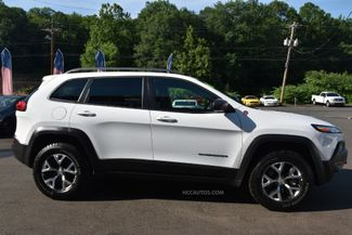 2018 Jeep Cherokee Trailhawk Waterbury, Connecticut 8