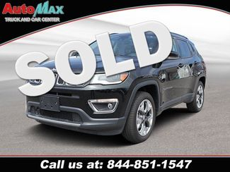 2018 Jeep Compass Limited in Albuquerque, New Mexico 87109