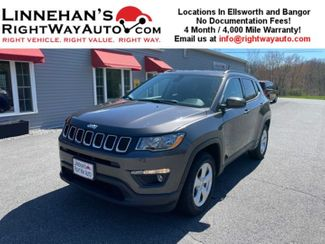 2018 Jeep Compass Latitude in Bangor, ME 04401