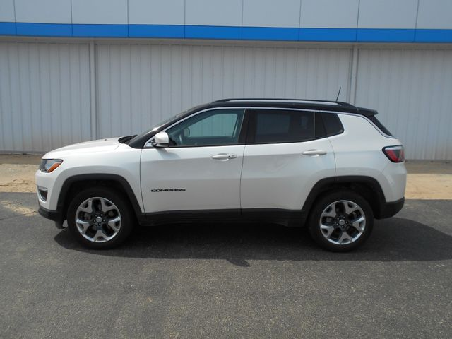 2018 Jeep Compass Limited Black Rock, AR