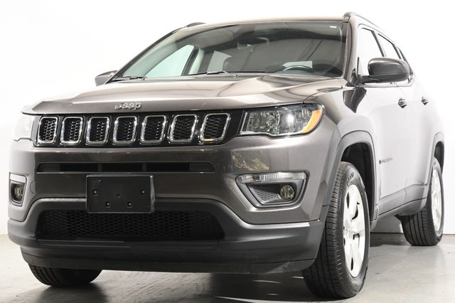 2018 Jeep Compass Latitude in Branford, CT 06405