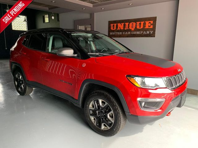2018 Jeep Compass Trailhawk in , Pennsylvania 15017