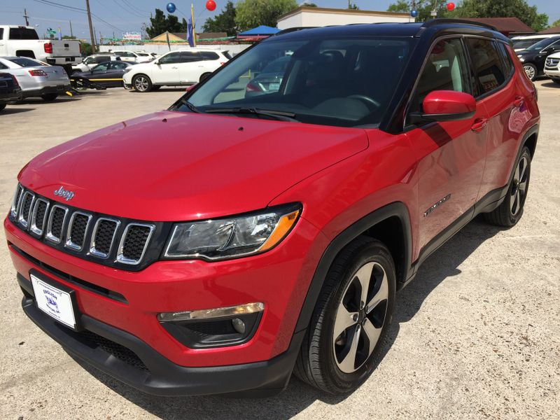 2018 Jeep Compass Latitude  Brownsville TX  English Motors  in Brownsville, TX