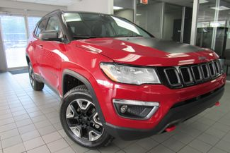 2018 Jeep Compass Trailhawk W/ BACK UP CAM Chicago, Illinois
