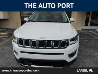 2018 Jeep Compass Limited W/NAVI in Largo Florida, 33773