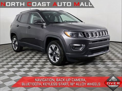 2018 Jeep Compass Limited in Cleveland, Ohio