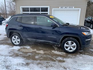 2018 Jeep Compass Latitude in Clinton, IA 52732