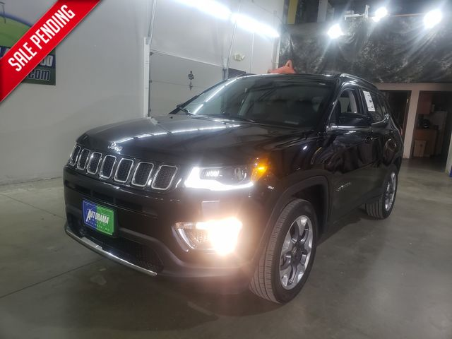 2018 Jeep Compass Limited AWD