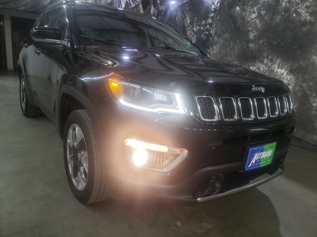 2018 Jeep Compass Limited AWD in Dickinson, ND 58601