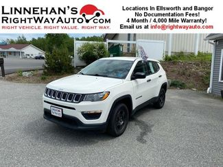 2018 Jeep Compass Sport in Bangor, ME 04401
