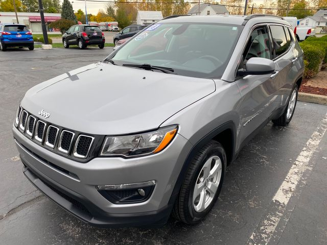 2018 Jeep Compass Latitude in Fremont, OH 43420