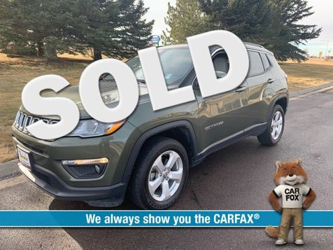 2018 Jeep Compass Latitude in Great Falls, MT