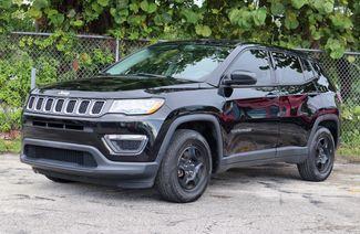 2018 Jeep Compass Sport Hollywood, Florida 33