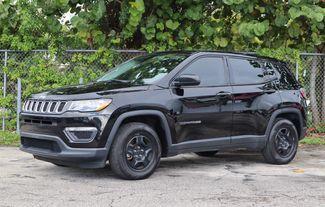 2018 Jeep Compass Sport Hollywood, Florida 10